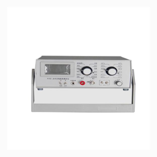 TD102型织物静电电阻测试仪(面料点对点电阻率测试仪)
